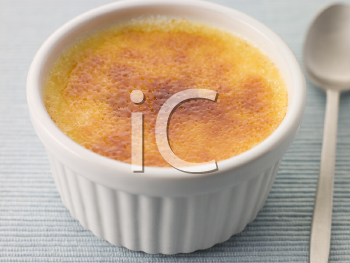 Royalty Free Photo of Creme Brulee
