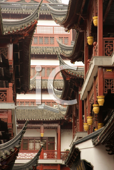 Royalty Free Photo of Chinese Architecture