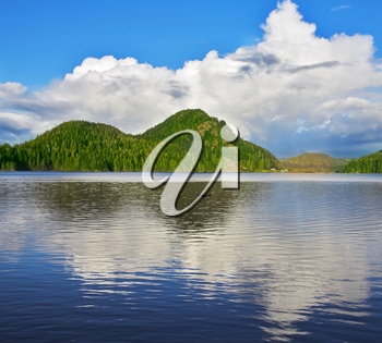Royalty Free Photo of Vancouver Island