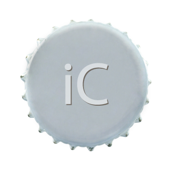 Royalty Free Photo of a Bottle Cap