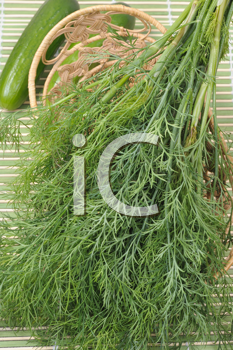 Royalty Free Photo of Dill
