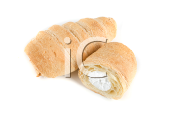 Royalty Free Photo of Cream Eclairs