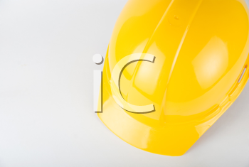 Royalty Free Photo of a Yellow Hardhat