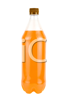 Royalty Free Photo of a Bottle of Pop
