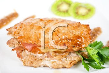 Royalty Free Photo of Cooked Pork