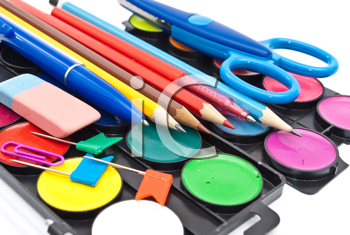 Royalty Free Photo of School Tools