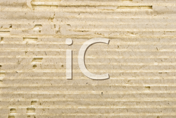 Royalty Free Photo of a Piece of Cardboard