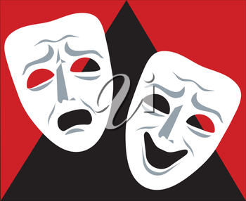 mask theater
