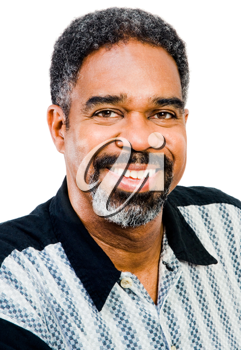 Royalty Free Photo of a African American Male