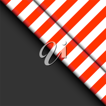 Abstract striped background.