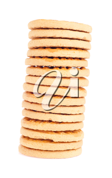 Royalty Free Photo of Butter Cookies