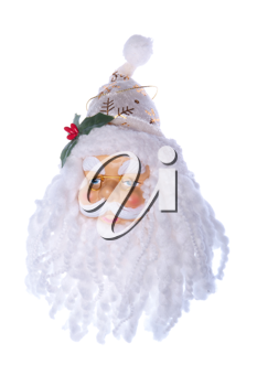 Royalty Free Photo of a Santa Clause Decoration