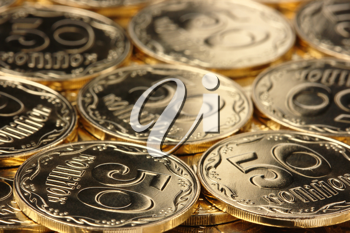 Royalty Free Photo of Coin Background