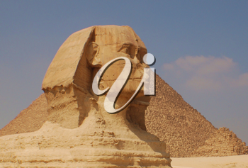 Royalty Free Photo of the Sphinx