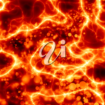 Royalty Free Clipart Image of a Plasma Background