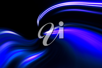 original abstract blue background