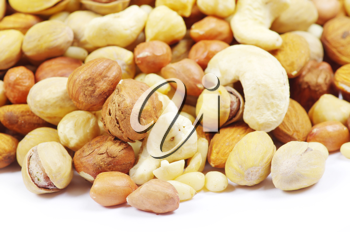 Royalty Free Photo of Mixed Nuts