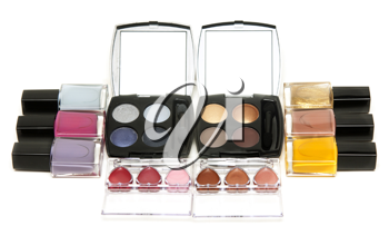 Royalty Free Photo of a Bunch of Make-Up