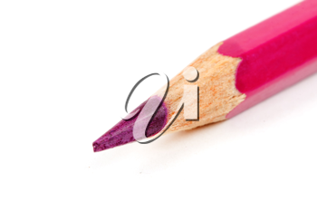 Royalty Free Photo of a Red Pencil
