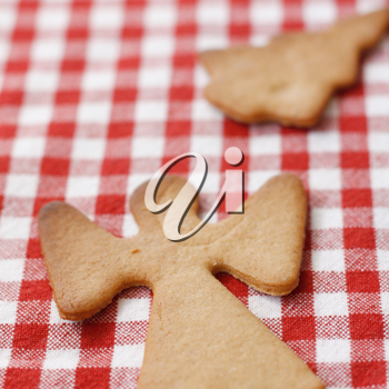 Royalty Free Photo of Gingerbread Cookies