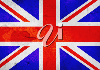 Royalty Free Photo of a Union Jack Flag