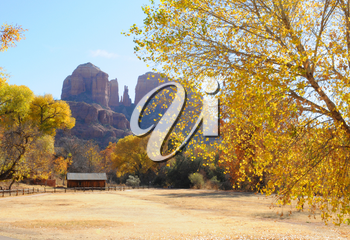 Royalty Free Photo of Sedona, Arizona