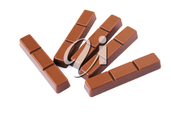 Royalty Free Photo of Chocolate Bars