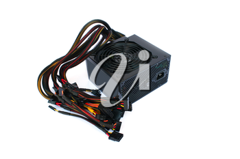 Royalty Free Photo of a Power Supply Unit