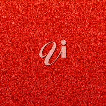 Seamless texture with plastic effect. Red color empty surface background with space for text, sign and luxury style design