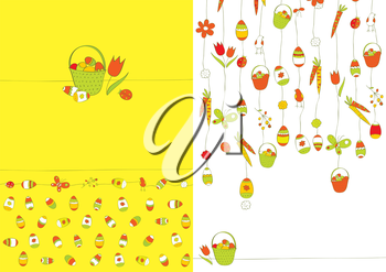 Easter background. Use this to design an Easter card