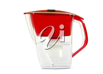 Royalty Free Photo of a Water Pitcher