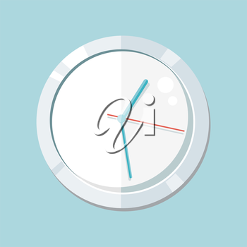 Clock logo icon isolated. Watch object, time office symbol. Clock flat icon. Time logo. Watch logo. Clock logo. World time. Clock icon. Clock time vector icon. Timer clock isolated. Clock silhouette