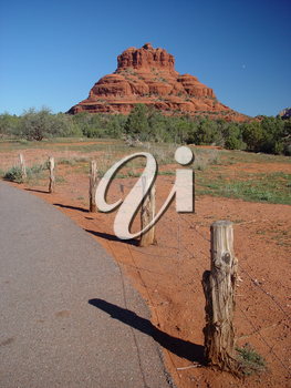 Stock Photography of Sedona Arizona Landscape
