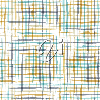 Hand-drawn brush flourishes on white background. Boundless background can be used for web page backgrounds, wallpapers and invitations.