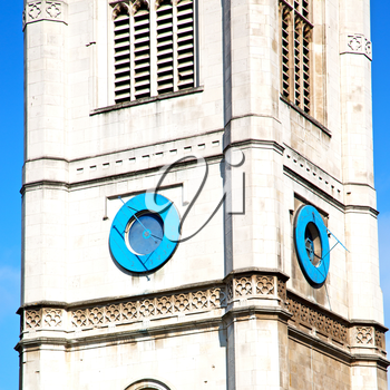 westminster     cathedral in london england old construction  and religion