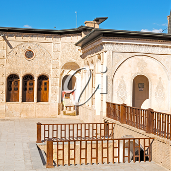 in iran the antique royal house incision and historic place