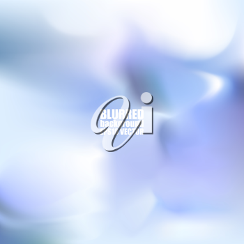 Abstract blurred background, light abstract template vector.