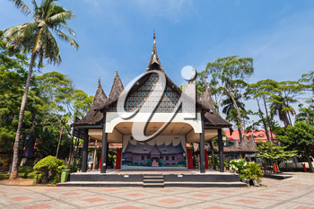 Taman Mini Indonesia Indah is a culture based recreational area located in East Jakarta