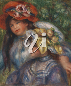 Royalty Free Clipart Image of a Painting