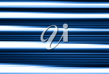 Horizontal blue motion blur lines background hd