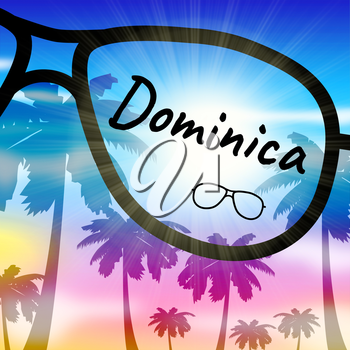 Dominica Vacation Showing Caribbean Holidays And Vacationing