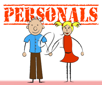 Personals Couple Showing Partner Partners And Searching