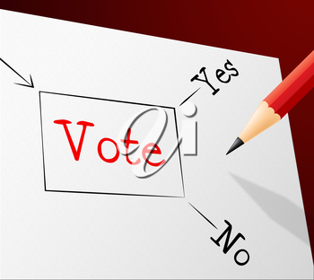 Vote Choice Meaning Confusion Voting And Evaluation