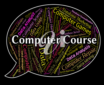 Computer Course Meaning Programme Communication And Program