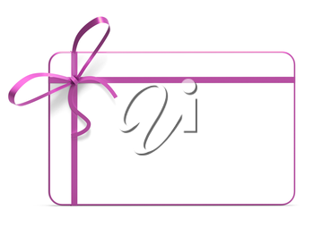 Gift Tag Meaning Greeting Card And Bow