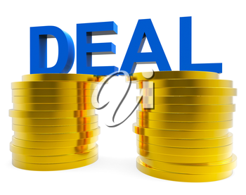 Cash Deal Showing Hot Deals And Trade