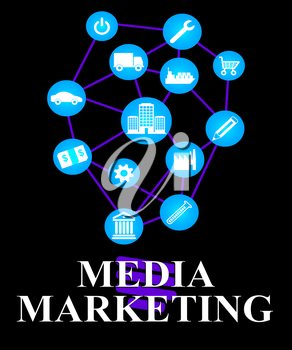 Media Marketing Meaning Emarketing Sem And Promotions