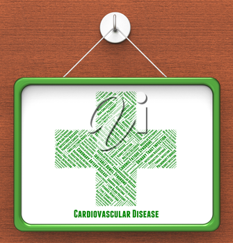 Cardiovascular Disease Meaning Ill Health And Heart