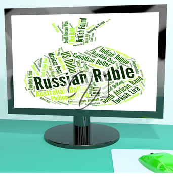 Russian Ruble Meaning Forex Trading And Banknotes