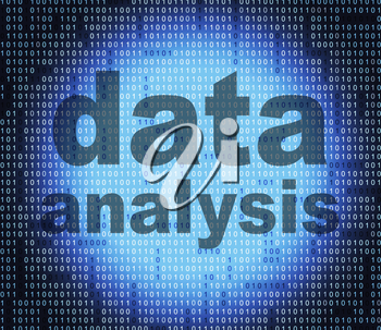 Data Analysis Showing Knowledge Bytes And Information